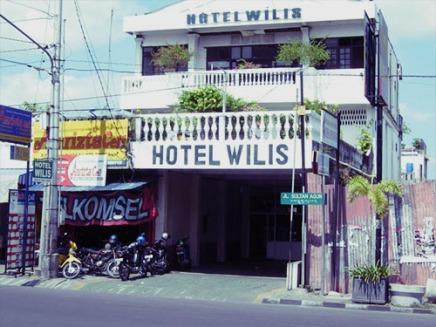 Hotel Wilis, hotel super murah di Jogja.