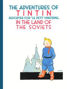 tintin-in-the-land-of-soviets